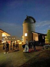 ☆学習ひろば 星空教室〜コロナに気をつけて開催しました:画像