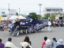 【第27回ながい黒獅子まつり〜白山神社(十日町)】:画像