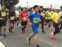【第31回長井マラソン大会】:画像