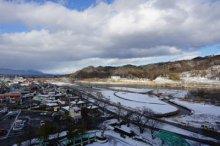 【今シーズンの雪景色?】:画像
