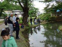 あやめ釣り大会 本日が受付締切です!:画像