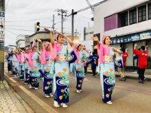平成30年度 長井おどり大パレードが開催されました!:画像