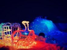 第18回 ながい雪灯り回廊まつり2021が開催されました!:画像