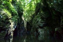 【絶景・三淵渓谷通り抜け参拝】9月の日程:画像