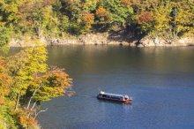 ながい百秋湖 遊覧船運行のお知らせ:画像