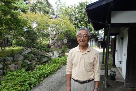 Vol.7 やませ蔵美術館 当主 竹田 義一郎さん:画像