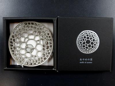 【ロストワックス鋳造「あやめの茎」新発売】:画像