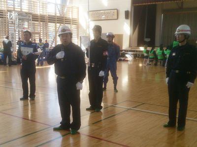 【長井市総合防災訓練が実施されました】:画像