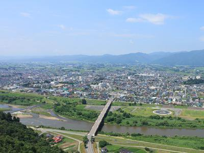【水とともに暮らす長井の町場景観を未来へ】:画像