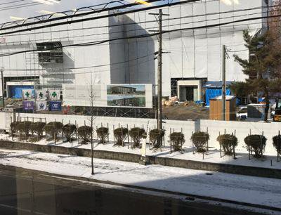 【市内工事風景あれこれ】:画像