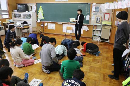 伊佐沢小学校のオールイングリッシュディ!!:画像