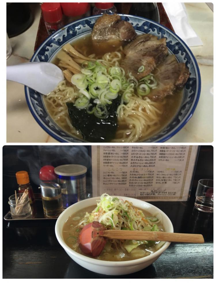 長井市で呑んだら、帰宅前に食べるラーメン屋さんです。:画像