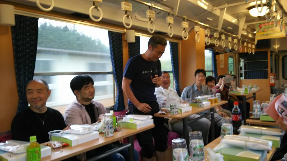 成田縁結び列車で?:画像