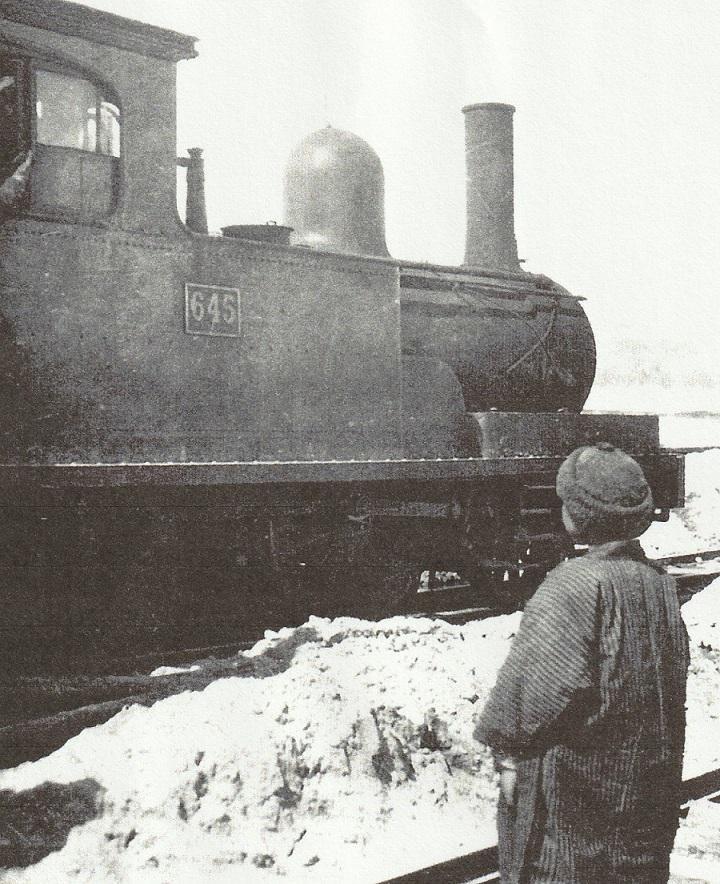 長井線を走っていた機関車は:画像