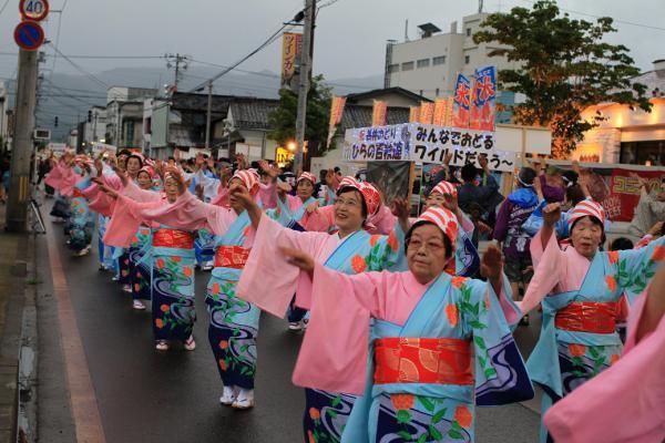 令和元年 長井おどり大パレードの募集要項について:画像