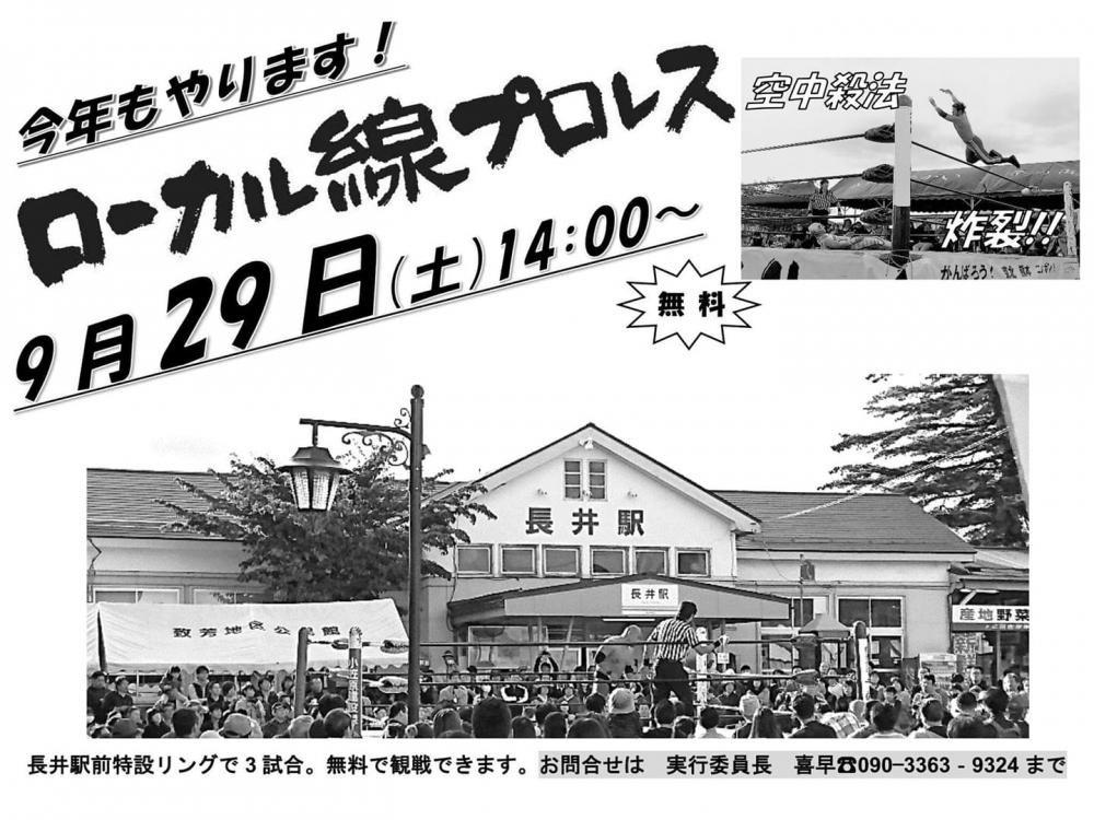 ローカル線プロレス2018!!!:画像