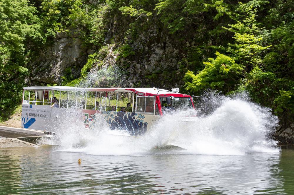 今年もやります!水陸両用バス 予約開始のお知らせ:画像